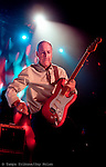 Pete Townshend, from The Who, is regarded as one of the worlds best rock guitar players.