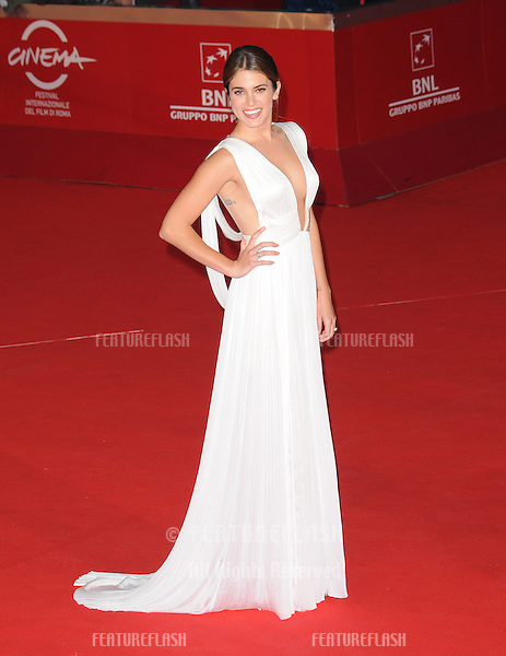 "Nikki Reed attends the premiere of ""The Twilight Saga: Breaking Dawn Part 1"" during the 6th International Rome Film Festival..October 30, 2011, Rome, Italy.Picture: Catchlight Media / Featureflash"