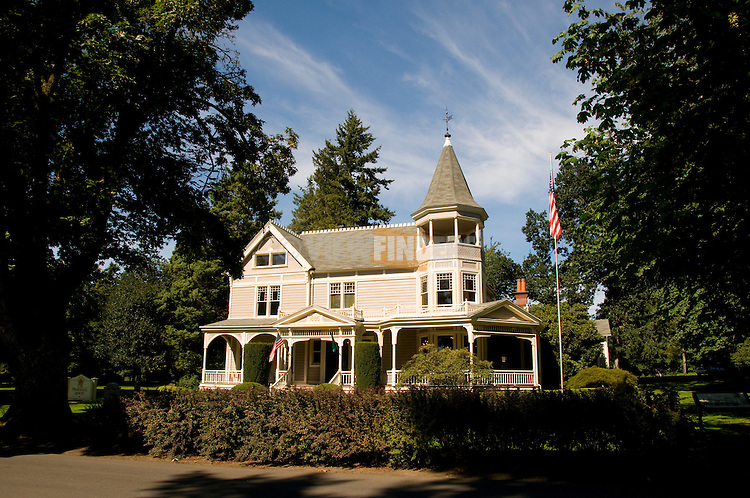 The Marshall House in Vancouver, Washington