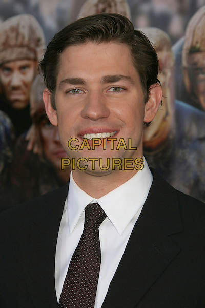 "JOHN KRASINSKI .""Leatherheads"" World Premiere held at Gruman's Chinese Theatre, Hollywood, California, USA,.31 March 2008..portrait headshot tie .CAP/ADM/RE.©Russ Elliot/Admedia/Capital PIctures"