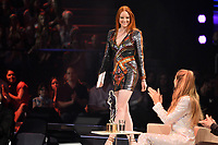 www.acepixs.com<br /> <br /> May 25 2017, Oberhausen<br /> <br /> Heidi Klum and Barbara Meier (L) take part in the Germany's Next Topmodel Final at Koenig-Pilsener-ARENA on May 25, 2017 in Oberhausen, Germany.<br /> <br /> By Line: Famous/ACE Pictures<br /> <br /> <br /> ACE Pictures Inc<br /> Tel: 6467670430<br /> Email: info@acepixs.com<br /> www.acepixs.com