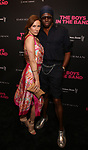 Laura Benanti and Miss J. Alexander attends 'The Boys in the Band' 50th Anniversary Celebration at The Booth Theatre on May 30, 2018 in New York City.