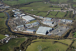 Burnley Aerial Views