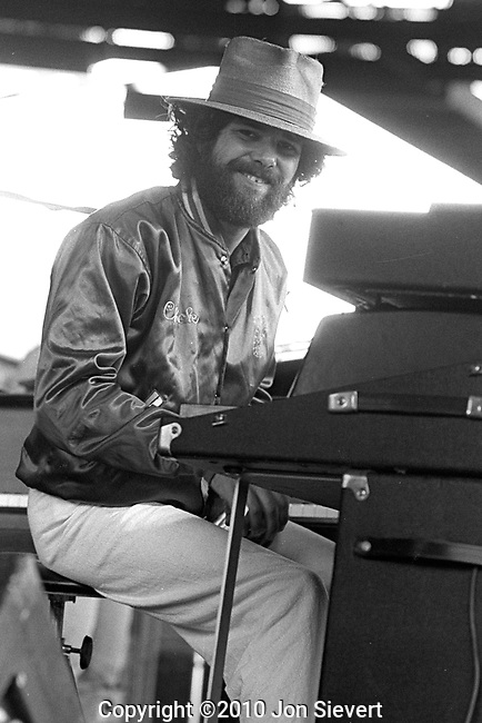 Chuck Leavell, Concord Pavilion, May 15, 1977, 28-3-16