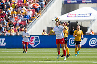 Sandy, UT - Saturday April 14, 2018: Sofia Huerta during a regular season National Women's Soccer League (NWSL) match between the Utah Royals FC and the Chicago Red Stars at Rio Tinto Stadium.
