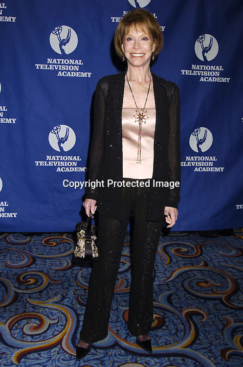 Mary Tyler Moore ..at The 26th Annual News and Documentary Emmy Awards..Ceremony on September 19, 2005 at the Marriott Marquis..Hotel in New York. ..Photo by Robin Platzer, Twin Images