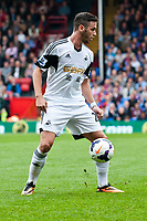Sun 22 September 2013<br /> <br /> Pictured: Alvaro Vazquez<br /> <br /> Re: Barclays Premier League Crystal Palace FC  v Swansea City FC  at Selhurst Park, London