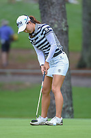 Minjee Lee (AUS) watches her putt on 10 during round 1 of the U.S. Women's Open Championship, Shoal Creek Country Club, at Birmingham, Alabama, USA. 5/31/2018.<br /> Picture: Golffile | Ken Murray<br /> <br /> All photo usage must carry mandatory copyright credit (&copy; Golffile | Ken Murray)