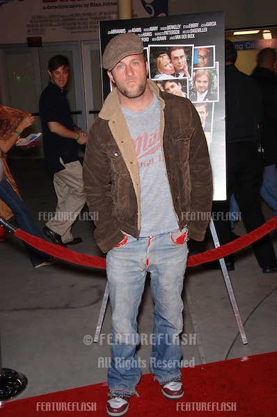 Actor SCOTT CAAN at the Los Angeles premiere of Standing Still..April 10, 2006 Los Angeles, CA.© 2006 Paul Smith / Featureflash