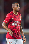 Robinho of Guangzhou Evergrande in action during the Bayern Munich vs Guangzhou Evergrande as part of the Bayern Munich Asian Tour 2015  at the Tianhe Sport Centre on 23 July 2015 in Guangzhou, China. Photo by Aitor Alcalde / Power Sport Images