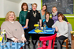 LIZZY's Little Kitchen SUPPER CLUB on eve of International Women's Day to celebrate, Deirdre O'Brien, Johanna O'Flynn, Louise Moriarty, Stacey O'Sullivan, Sheila O'Sullivan, Lizzy, Mary Carmody.