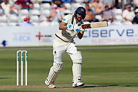Dawid Malan in batting action for Middlesex during Essex CCC vs Middlesex CCC, Specsavers County Championship Division 1 Cricket at The Cloudfm County Ground on 26th June 2017