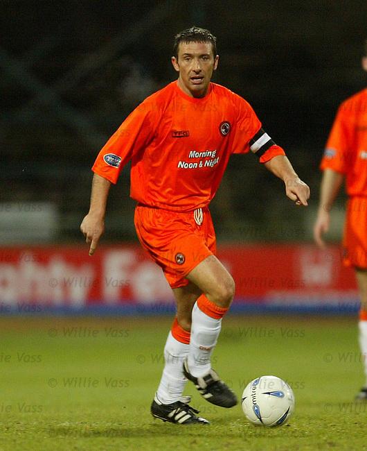 Derek McInnes, Dundee Utd.pic willie vass