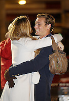 Pierre Casiraghi & Beatrice Borromeo very much in love at 17th Monte-Carlo Historical Rallye