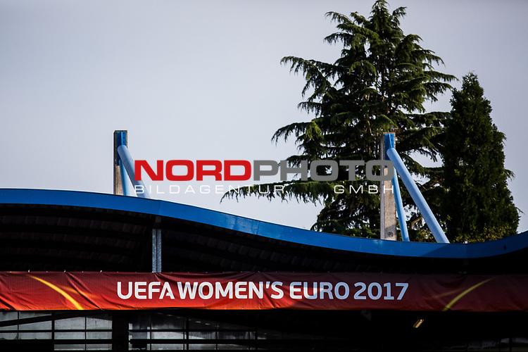 22.07.2017, Koenig Willem II Stadion , Tilburg, NLD, Tilburg, UEFA Women's Euro 2017, Deutschland (GER) vs Italien (ITA), <br /> <br /> im Bild | picture shows<br /> Koenig Willem II Stadion, <br /> <br /> Foto © nordphoto / Rauch