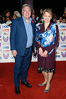LONDON, UK. October 29, 2018: Ed Balls &amp; Yvette Cooper at the Pride of Britain Awards 2018 at the Grosvenor House Hotel, London.<br /> Picture: Steve Vas/Featureflash