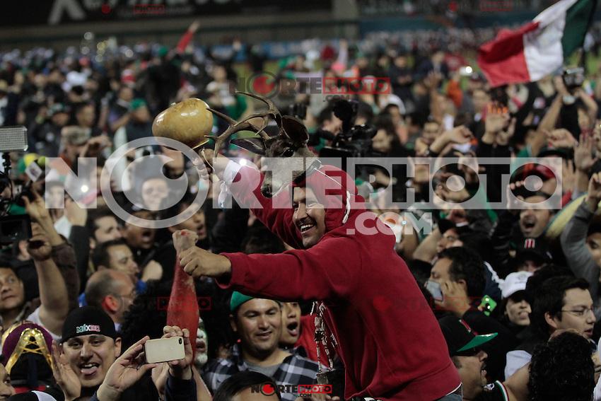 El equipo de Mexico se corono campe&oacute;n de la Serie del caribe 2013 en duelo contra Rep&uacute;blica Dominicana que duro 18 entradas en el estadio Sonora en la ciudad de Hermosillo.<br /> 7 Febrero 2013.<br /> (BaldemarDeLosLlanos/NortePhoto)