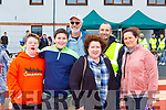 Ian and Rory Browne-McClain, John McClain, Kerry Browne, Larry and Marie Hickey at the Miriam Joy family funday inAn Riocht Castleisland on Sunday