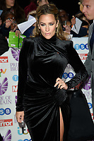 Caroline Flack<br /> arriving for the Pride of Britain Awards 2018 at the Grosvenor House Hotel, London<br /> <br /> ©Ash Knotek  D3456  29/10/2018