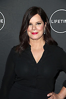 WEST HOLLYWOOD, CA - JANUARY 9: Marcia Gay Harden at the Lifetime Winter Movies Mixer at Studio 4 in West Hollywood, California on January 9, 2019.  <br /> CAP/MPI/FS<br /> &copy;FS/MPI/Capital Pictures