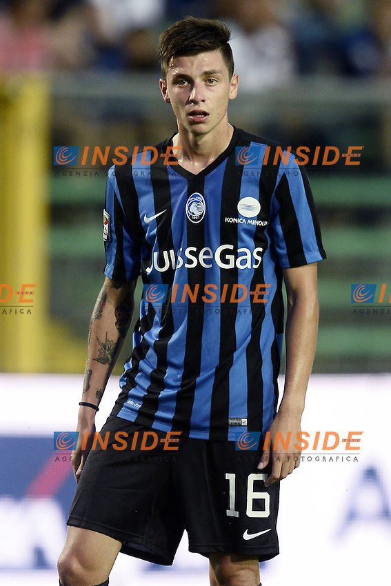 Daniele Baselli Atalanta <br /> Bergamo 02-08-2014 Stadio Atleti Azzurri d'Italia <br /> Calcio 2014/2015 Atalanta - Nantes <br /> Foto Daniele Buffa / Image/ Insidefoto