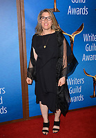 LOS ANGELES, CA. February 17, 2019: Lauren Greenfield at the 2019 Writers Guild Awards at the Beverly Hilton Hotel.<br /> Picture: Paul Smith/Featureflash