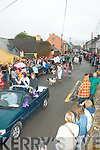 6402-6405..Summer Holiday's: the Feile Lughnasa parade last Sunday evening