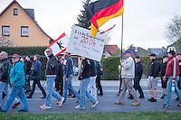 2015/04/20 Berlin | Neonazidemo Marzahn gegen Flüchtlinge