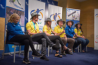 Home / media conference / <br /> PyeongChang 2018 Paralympic Games<br /> Australian Paralympic Committee<br /> Sydney International Airport<br /> PyeongChang South Korea<br /> Tuesday March 20th 2018<br /> &copy; Sport the library / Jeff Crow