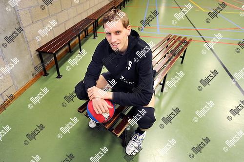 2015-12-08 / Volleybal / Seizoen 2015-2016 / Mendo Booischot / Tom Voet<br /><br />Foto: Mpics.be