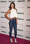 WEST HOLLYWOOD, CA - OCTOBER 12: Actress Jessica Szohr arrives at Cosmopolitan Magazine's 50th Birthday Celebration at Ysabel on October 12, 2015 in West Hollywood, California.