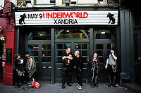 GREAT BRITAIN, London, club underworld in Camden / GROSSBRITANNIEN, London, Musikclub Underworld in Camden