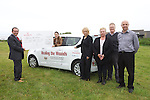 Redrow Homes<br /> Healing the Wounds cheque presentation.<br /> 12.06.13<br /> &copy;Steve Pope