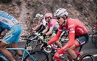 Bauke Mollema (NED/Trek-Segafredo)<br /> <br /> 76th Paris-Nice 2018<br /> stage 6: Sisteron &gt; Vence (198km)