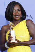 www.acepixs.com<br /> <br /> January 8 2017, LA<br /> <br /> Viola Davis appeared in the press room during the 74th Annual Golden Globe Awards at The Beverly Hilton Hotel on January 8, 2017 in Beverly Hills, California.<br /> <br /> By Line: Famous/ACE Pictures<br /> <br /> <br /> ACE Pictures Inc<br /> Tel: 6467670430<br /> Email: info@acepixs.com<br /> www.acepixs.com