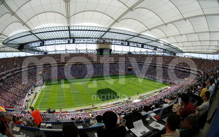 WM 2006   Gruppenspiel   Vorrunde    England - Paraquay Stadion Uebersicht