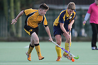 Witham HC 3rd/4th XI vs Romford HC 3rd XI 15-12-12