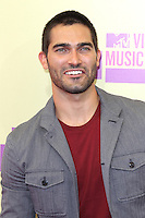 LOS ANGELES, CA - SEPTEMBER 06: Tyler Hoechlin at the 2012 MTV Video Music Awards at The Staples Center on September 6, 2012 in Los Angeles, California. &copy;&nbsp;mpi28/MediaPunch inc. /NortePhoto.com<br />