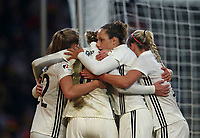 24.11.2017, Football Frauen Laenderspiel, Germany - France, in der SchuecoArena Bielefeld. Jubel Germany celebrates scoring to 2:0 *** Local Caption *** © pixathlon +++ tel. +49 - (040) - 22 63 02 60 - mail: info@pixathlon.de<br />