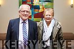 Michael and Bridie Curran from Kilmoyley attending the Kilmoyley GAA social in the Ballyroe Heights Hotel on Saturday night last.