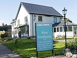 New Freehouse community pub Winterbourne Bassett, Wiltshire, England, UK