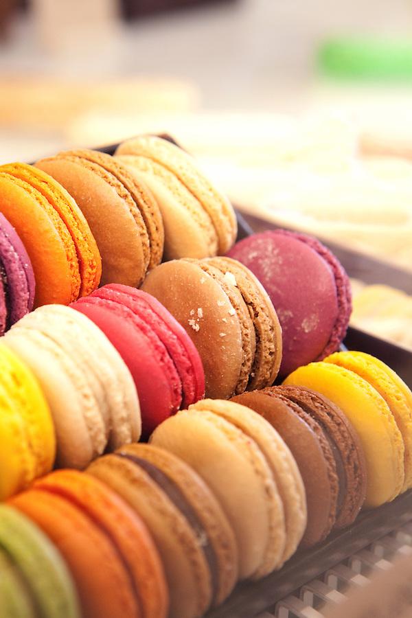 Pastisserie in Paris, France