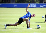 04.09.2019, Sportpark, Berlin, GER, 1.FBL, DFL,, Hertha BSC Training,<br /> DFL, regulations prohibit any use of photographs as image sequences and/or quasi-video<br /> im Bild Maximilian Mittelstaedt (Hertha BSC Berlin #17)<br /> <br />       <br /> Foto © nordphoto / Engler