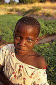 Tabora, Tanzania. Teenage girl.