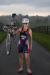 Mary Henson, 59, will represent Team USA in the 2014 ITU Long Course Triathlete World Championships in Weihai, China, on September 21, 2014. The course consists of a 2.4-mile open-water swim, followed by 74 miles on a bike and a 12.4-mile run.
