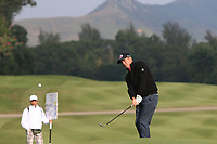 Scott Hend (AUS) on the 13th fairway during Round 1 of the UBS Hong Kong Open, at Hong Kong golf club, Fanling, Hong Kong. 23/11/2017<br /> Picture: Golffile | Thos Caffrey<br /> <br /> <br /> All photo usage must carry mandatory copyright credit     (&copy; Golffile | Thos Caffrey)