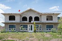 House. Puerto Mexico, Hidalgo