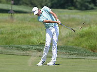 Potomac, MD - July 1, 2018:  Chesson Hadley during final round at the Quicken Loans National Tournament at TPC Potomac  in Potomac, MD, July 1, 2018.  (Photo by Elliott Brown/Media Images International)