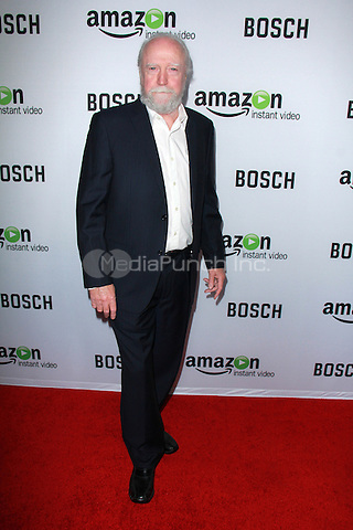 "HOLLYWOOD, CA - FEBRUARY 3: Scott Wilson at the ""Bosch"" Amazon Red Carpet Premiere Screening at the Cinerama Dome in Hollywood, California on February 3, 2015. Credit: David Edwards/DailyCeleb/MediaPunch"