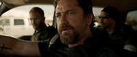 Den of Thieves (2018) <br /> Gerard Butler<br /> *Filmstill - Editorial Use Only*<br /> CAP/FB<br /> Image supplied by Capital Pictures